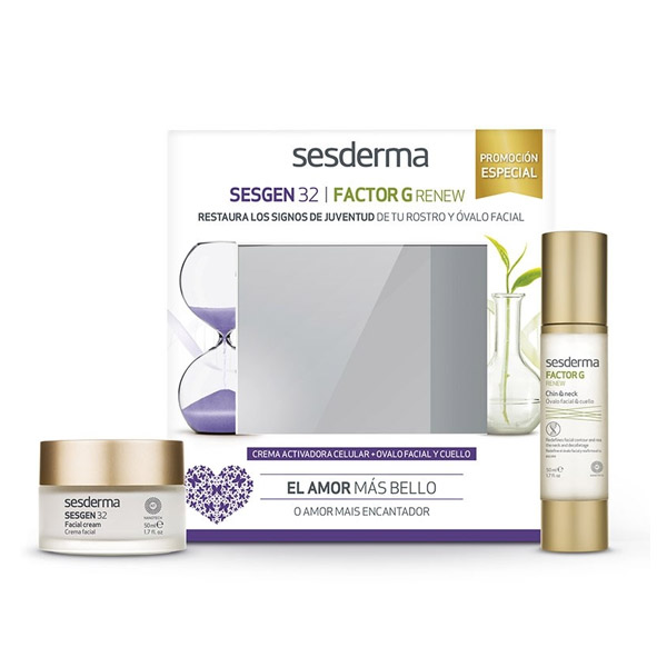 Sesderma Sesgen 32 Crema 50ml + Factor G Ovalo Facial 50ml